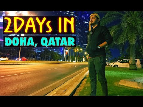 DOHA,QATAR | VLOG | Karachi Vynz Official | DELUXE HOLIDAYS