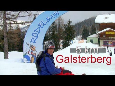 Rodeln Galsterberg Steiermark