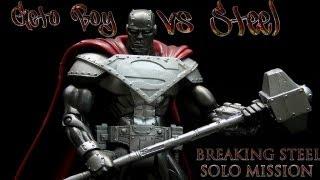 dcuo geto boy vs steel solo challenge  part 11  dlc 6  villain