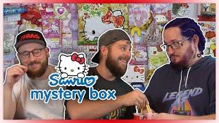 The boys travel to Japan for some tasty Hello Kitty treats...