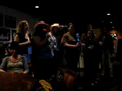 SPN ChiCon Karaoke - Don't Stop Believing