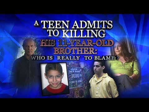 Teen Admits to Killing His Younger Brother