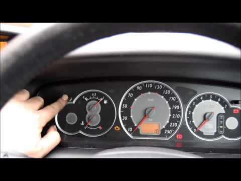 Reset Service Indicator Citroen C5