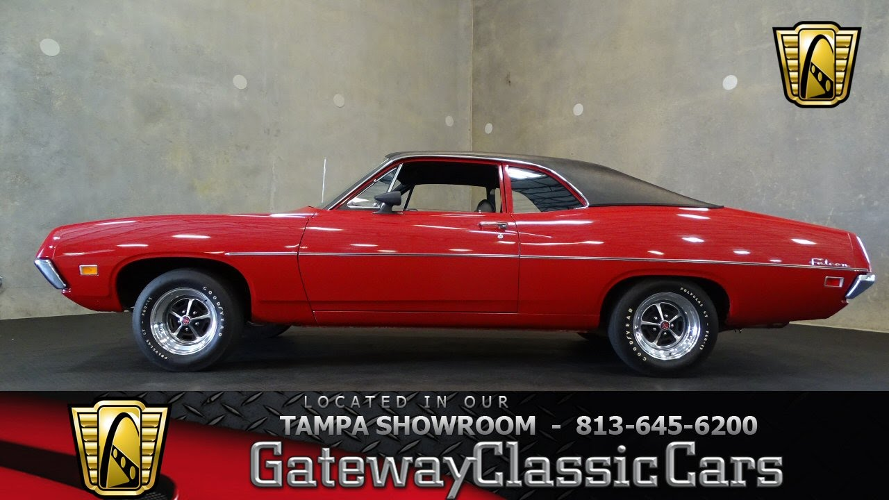 1970 1/2 Ford Falcon Tampa Florida - YouTube