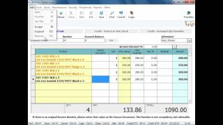 This video details the sales functionality of softwearforfashion retail pos application. application is a bespoke software product that caters for re...