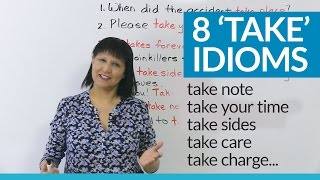 Do you know these 8 idioms with
