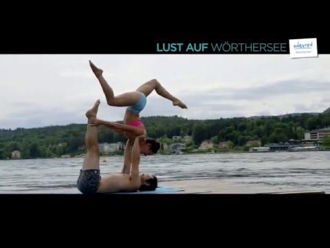 Bryce Yoga: Wörthersee Wassergruß (Deutsche Version)