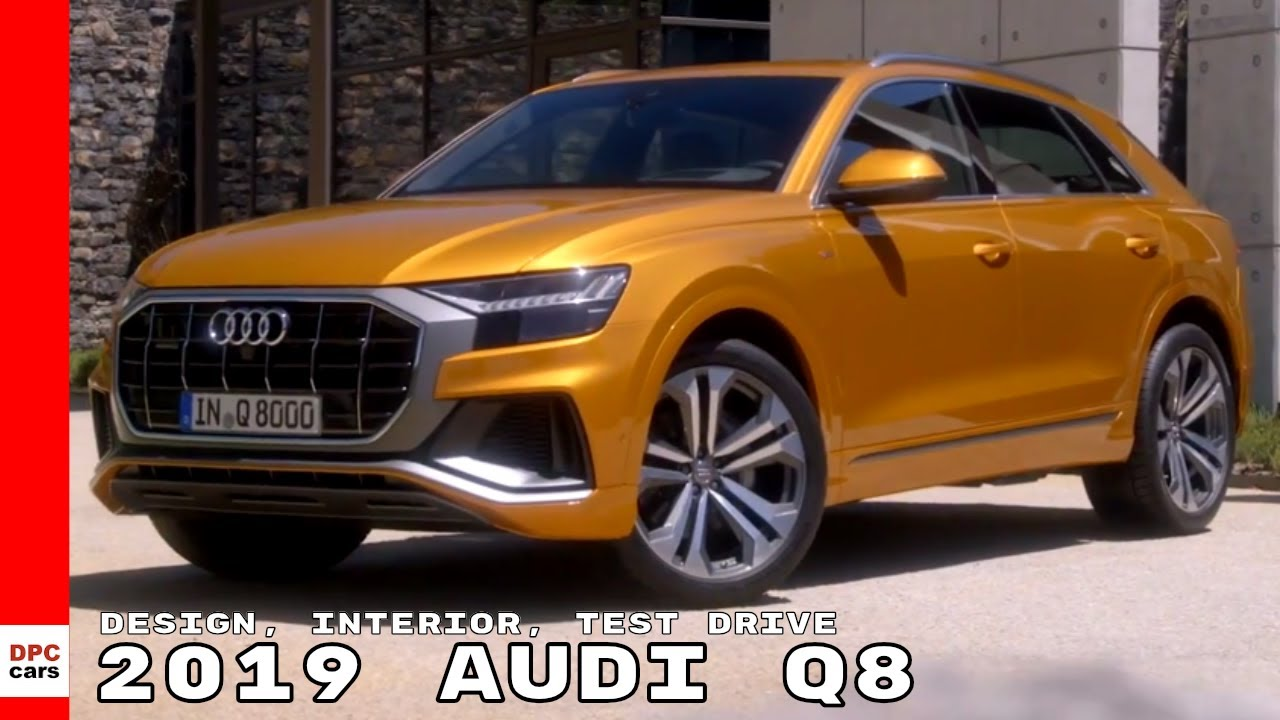 2019 Audi Q8 Design Interior Test Drive Youtube