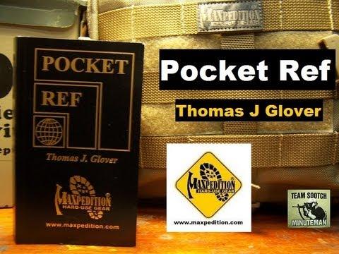 Pocket Ref  Thomas J. Glover Reference Survival Book