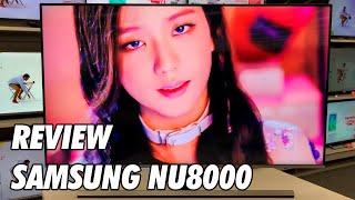 Review Samsung NU8005 - NU8000 Nueva Television 4K UHD HDR Smart TV 2018