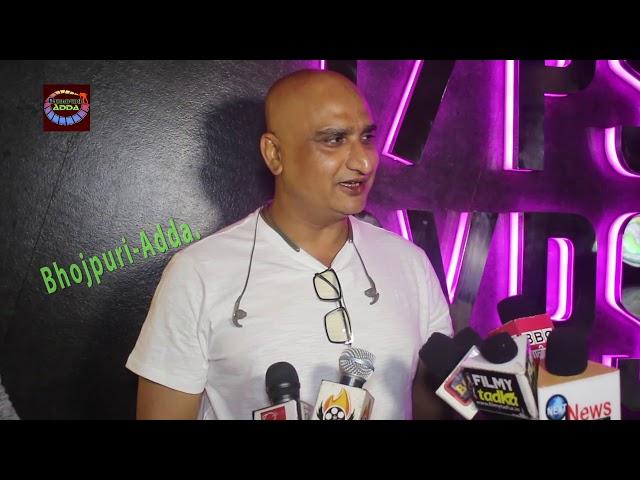 अवधेस मिश्रा ने रवि किशन को दे बधाई आइये सुनते है क्या कहा
