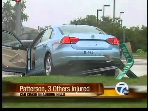 Oakland County Executive injured in crash