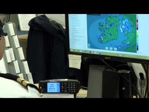 Tetra Ireland, Irish Coast Guard Case Study