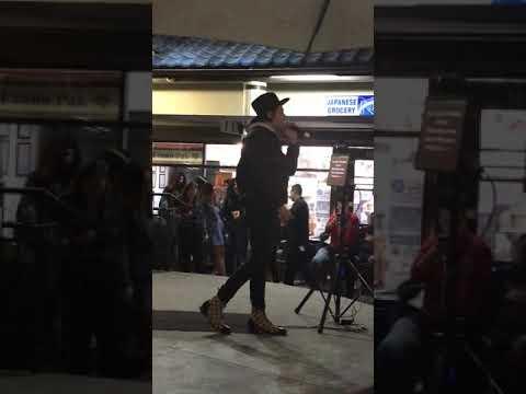 Win Butler random Random Karaoke performance