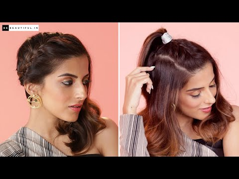 how-to-do-a-french-braid-|-2-easy-french-braid-hairstyles-|-knot-me-pretty-|-be-beautiful