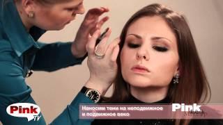 Макияж: Виктория Бекхэм (Victoria Beckham), видео урок(http://pink.ua - Женский журнал «PINK» онлайн Видео рассказывает о том как сделать макияж в стиле Виктории Бекхэм., 2011-03-16T16:29:15.000Z)