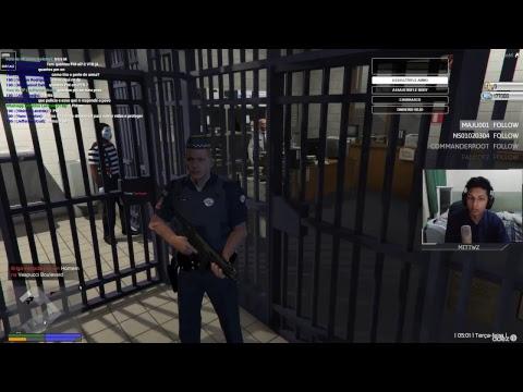 Patrulha Policial - Tentativa de assalto a lojinha