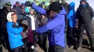 The Harlem Shake on Mt Kilimanjaro Uhuru Peak - 2013 AISJ