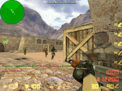 Cs 1.6 Warzone Gameplay