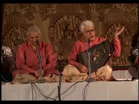 Pt.Rajan & Ptisra- RACHNA RAM BANAI BHAJAN IN RAAG CHARUKESHI