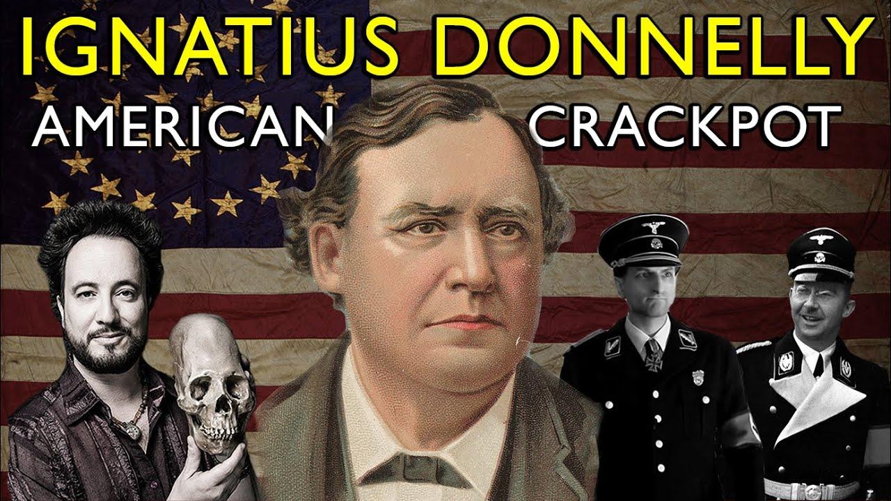 How a Civil War-Era Politician Invented Atlantis