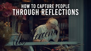 5 Reflection Portrait Photography Tip with Monaris