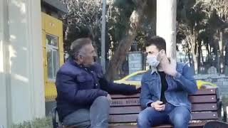Türkiye'de korona virüsü şakası yaptık