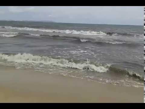 La plage d'Ezzahra fortement polluée par les eaux usées