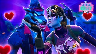 LITTLE KELLY KISSES DIRE - Fortnite Short Film