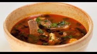Томатный суп с клёцками | Суповарение