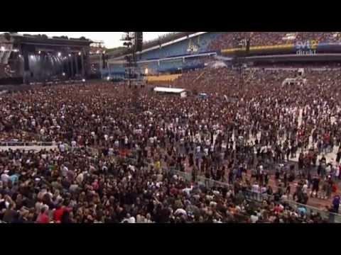 SLAYER-Live In Gothenburg,Sweden-2011