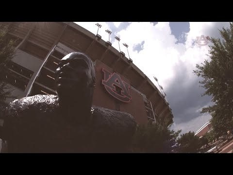 "Auburn Football: ""Where Will You Be"""