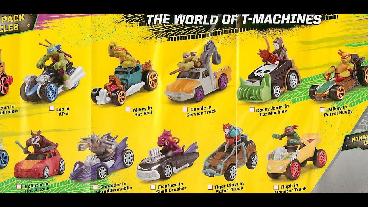 t machine tmnt