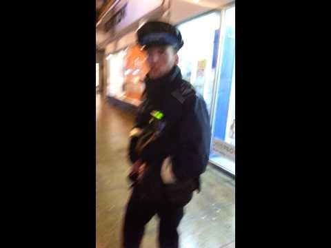 Threatening mr enforcement officer 27 november 201
