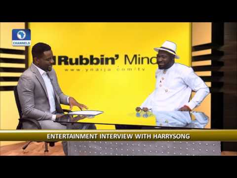 Rubbin Minds: Entertainment Interview With Harrysong Pt 1