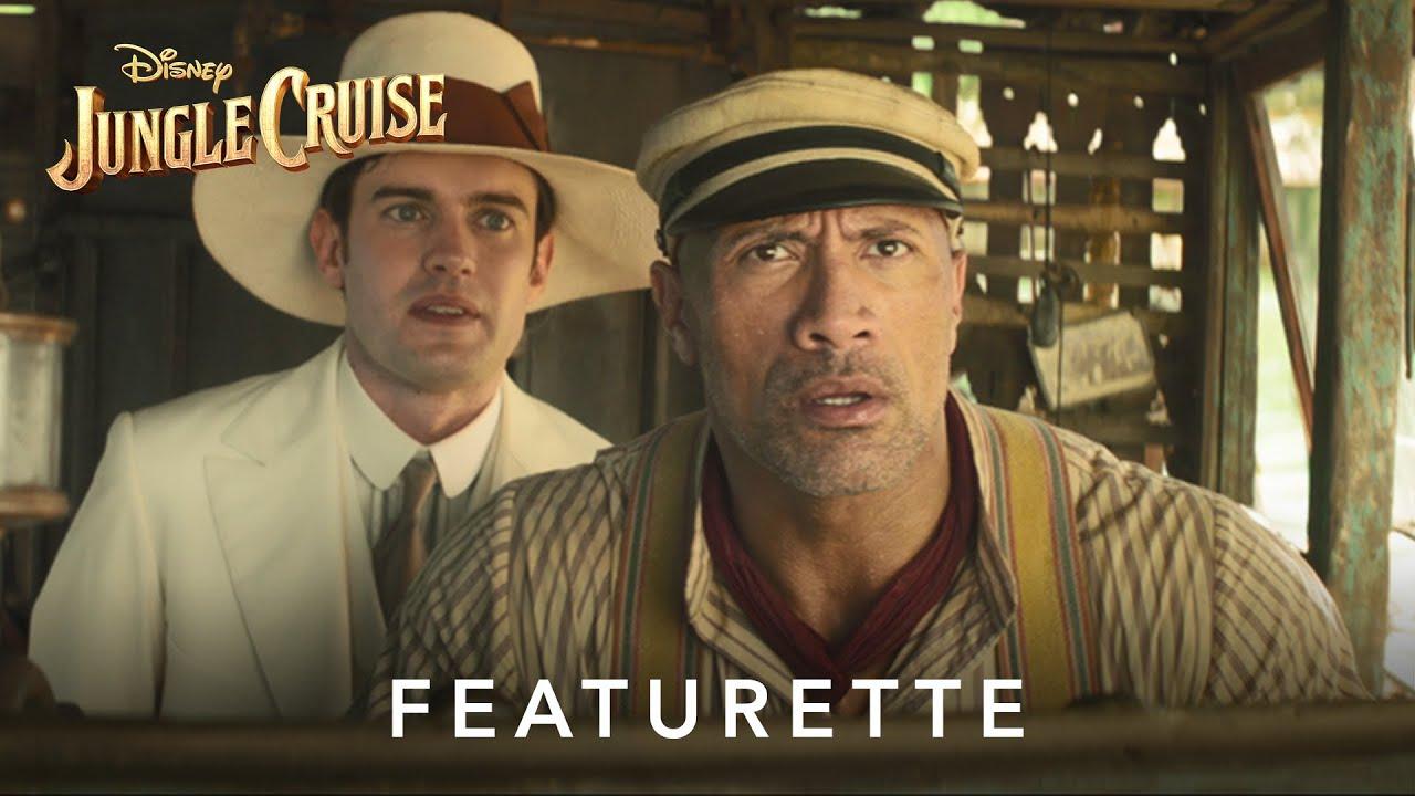 Jungle Cruise, da Walt Disney Studios   Ação   Featurette Oficial Legendado