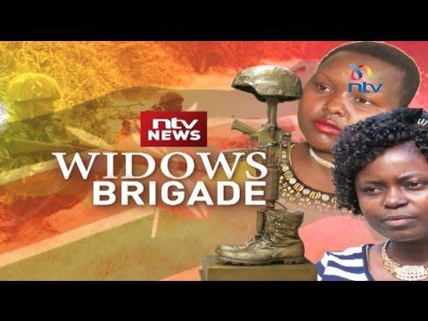 Tales from wives of fallen KDF soldiers - #WidowsBrigade