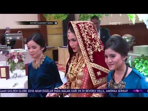 Alexandra Asmasoebrata Menikah Dengan Keponakan Jusuf Kalla