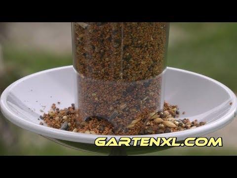 vogelfutterstation von gardenline bei aldi s d youtube. Black Bedroom Furniture Sets. Home Design Ideas