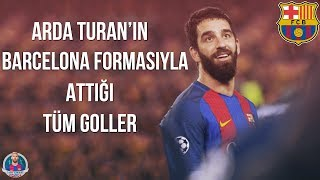 Arda turan's all 15 goals with barcelona.