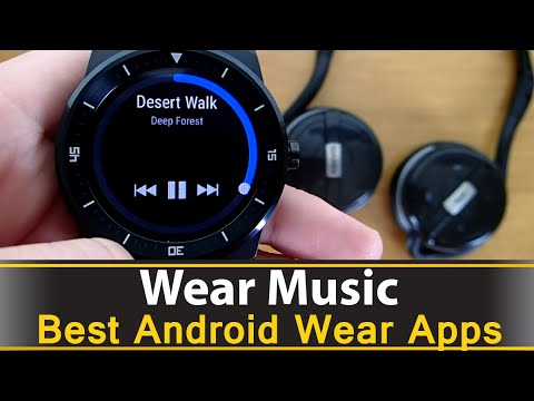Wear Music - Best Android Wear Apps Series