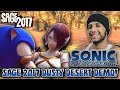 Sonic the Hedgehog 06 PC Dusty Desert Demo - SAGE 2017 (4K 60FPS)