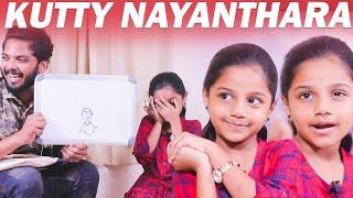 Blind Drawing Challenge – Manasvi Cute Reactions