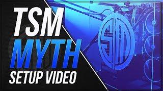 TSM Myth - MY GAMING SETUP!! (2018)
