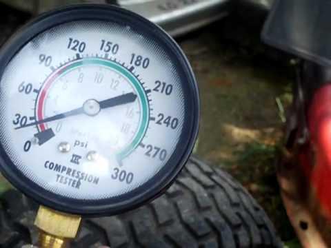 Compression Test 15 5hp Briggs