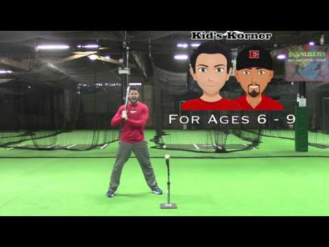 The Best Hitting Drill to Create Power and Torque - Continuous Pinch Drill