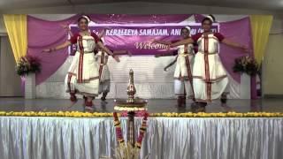 Thakatai::: Onam 2014 ::: Keraleeya Samajam, Andheri (West)