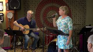 Beth Performing Old Devil Moon Main Street Music and Art Studio