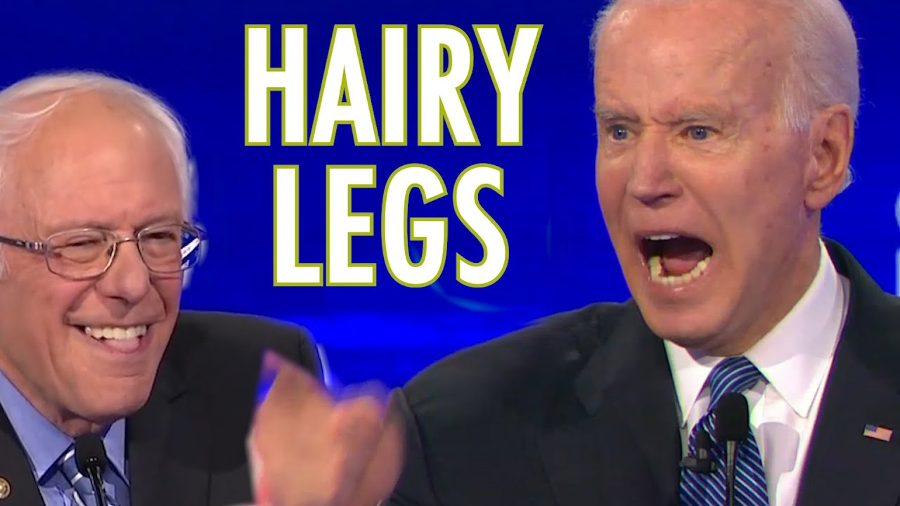 "Joe Biden's song: ""I Got Hairy Legs!"" (from The Gregory Brothers)"