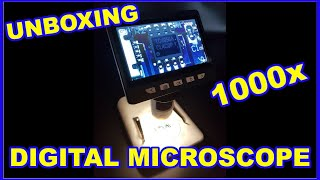 WOW! Digital Microscope: Unbox…